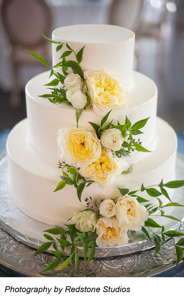 Wedding Cakes Rochester NY | Holy Cannoli Sweet Shoppe