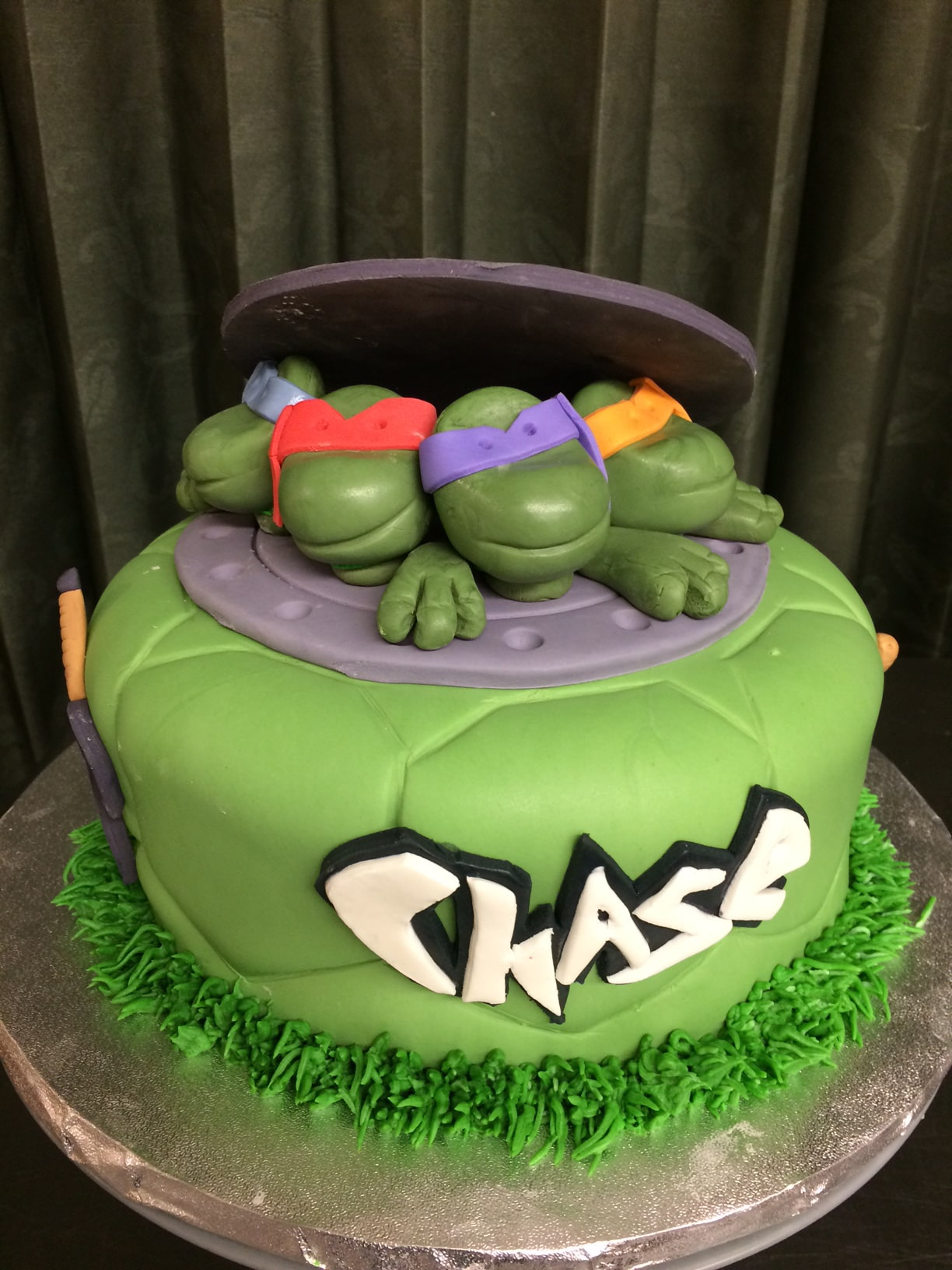 From Ninja Turtles To Princessesyour Childs Cake Will Be The Hit Of Party And You Hero That Made Day Special
